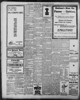 The Daily Deadwood Pioneer-Times from Deadwood, South Dakota on January 9, 1898 · Page 4
