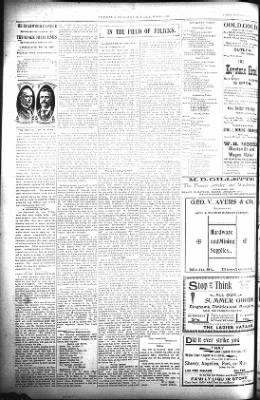 The Daily Deadwood Pioneer-Times from Deadwood, South Dakota on October 5, 1900 · Page 2