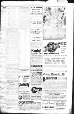 The Daily Deadwood Pioneer-Times from Deadwood, South Dakota on April 4, 1900 · Page 3