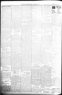 The Daily Deadwood Pioneer-Times from Deadwood, South Dakota on April 5, 1900 · Page 6