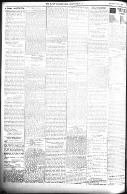 The Daily Deadwood Pioneer-Times from Deadwood, South Dakota on April 7, 1900 · Page 6