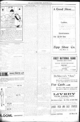 The Daily Deadwood Pioneer-Times from Deadwood, South Dakota on April 10, 1900 · Page 5
