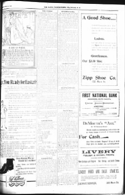 The Daily Deadwood Pioneer-Times from Deadwood, South Dakota on April 14, 1900 · Page 5