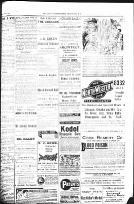 The Daily Deadwood Pioneer-Times from Deadwood, South Dakota on April 18, 1900 · Page 3