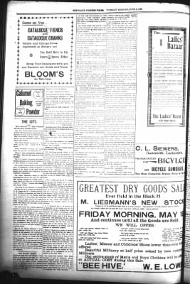 The Daily Deadwood Pioneer-Times from Deadwood, South Dakota on June 6, 1899 · Page 8