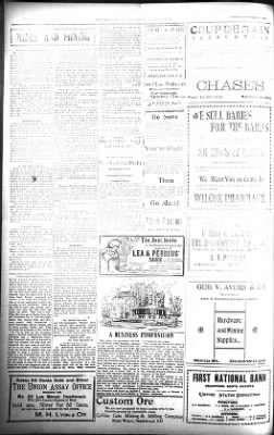 The Daily Deadwood Pioneer-Times from Deadwood, South Dakota on November 23, 1900 · Page 4