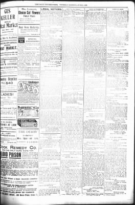 The Daily Deadwood Pioneer-Times from Deadwood, South Dakota on June 8, 1899 · Page 7