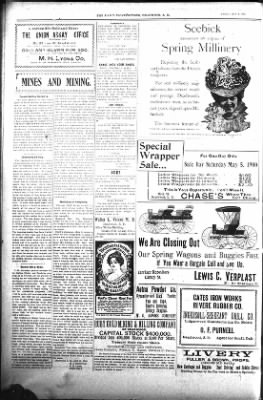 The Daily Deadwood Pioneer-Times from Deadwood, South Dakota on May 4, 1900 · Page 4
