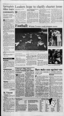 The Cincinnati Enquirer from Cincinnati, Ohio on October 15, 1991 · Page 44