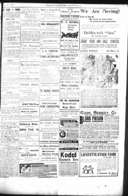 The Daily Deadwood Pioneer-Times from Deadwood, South Dakota on May 8, 1900 · Page 3