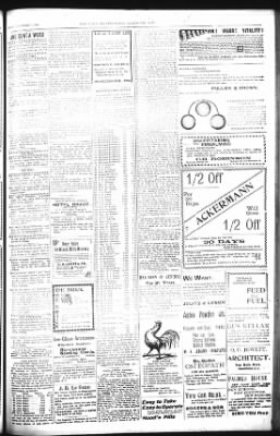 The Daily Deadwood Pioneer-Times from Deadwood, South Dakota on December 7, 1900 · Page 3