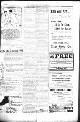 The Daily Deadwood Pioneer-Times from Deadwood, South Dakota on May 15, 1900 · Page 5