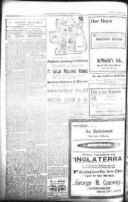 The Daily Deadwood Pioneer-Times from Deadwood, South Dakota on December 13, 1900 · Page 2