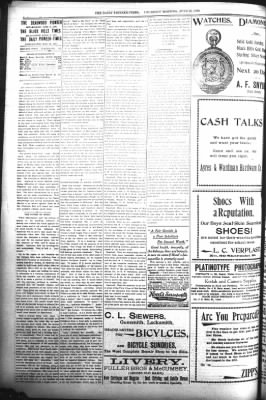 The Daily Deadwood Pioneer-Times from Deadwood, South Dakota on June 22, 1899 · Page 2