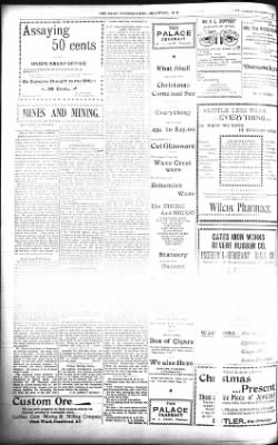 The Daily Deadwood Pioneer-Times from Deadwood, South Dakota on December 18, 1900 · Page 4