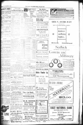 The Daily Deadwood Pioneer-Times from Deadwood, South Dakota on December 26, 1900 · Page 3
