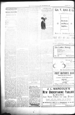 The Daily Deadwood Pioneer-Times from Deadwood, South Dakota on May 31, 1900 · Page 10