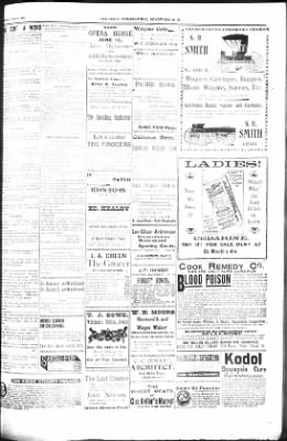 The Daily Deadwood Pioneer-Times from Deadwood, South Dakota on June 3, 1900 · Page 3