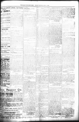 The Daily Deadwood Pioneer-Times from Deadwood, South Dakota on July 7, 1899 · Page 7
