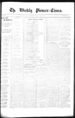 The Weekly Pioneer-Times from Deadwood, South Dakota on November 15, 1900 · Page 9