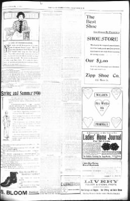 The Daily Deadwood Pioneer-Times from Deadwood, South Dakota on June 30, 1900 · Page 7