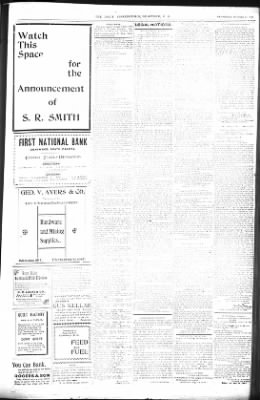 The Lead Daily Pioneer-Times from Lead, South Dakota on October 31, 1900 · Page 7