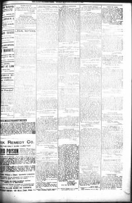 The Daily Deadwood Pioneer-Times from Deadwood, South Dakota on August 11, 1899 · Page 7