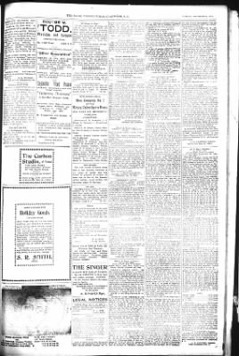 The Lead Daily Pioneer-Times from Lead, South Dakota on December 25, 1900 · Page 7