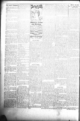 The Weekly Pioneer-Times from Deadwood, South Dakota on May 3, 1900 · Page 8