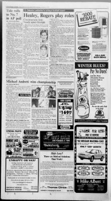 The Cincinnati Enquirer from Cincinnati, Ohio on October 21, 1991 · Page 42
