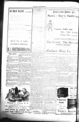 The Lead Daily Pioneer-Times from Lead, South Dakota on June 9, 1900 · Page 8