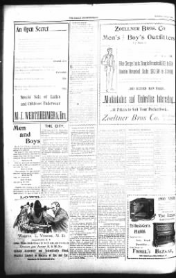 The Lead Daily Pioneer-Times from Lead, South Dakota on June 16, 1900 · Page 8