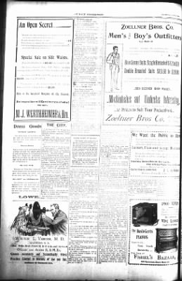 The Lead Daily Pioneer-Times from Lead, South Dakota on June 21, 1900 · Page 16
