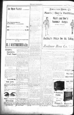 The Lead Daily Pioneer-Times from Lead, South Dakota on June 27, 1900 · Page 8