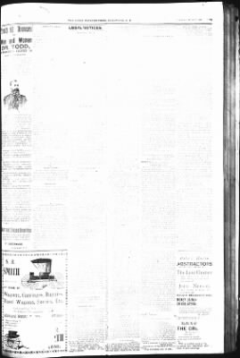 The Lead Daily Pioneer-Times from Lead, South Dakota on July 17, 1900 · Page 7