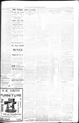 The Lead Daily Pioneer-Times from Lead, South Dakota on September 11, 1900 · Page 7