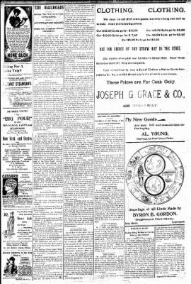 Logansport Pharos-Tribune from Logansport, Indiana on September 10, 1896 · Page 3