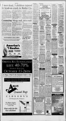 The Cincinnati Enquirer From Ohio On October 19