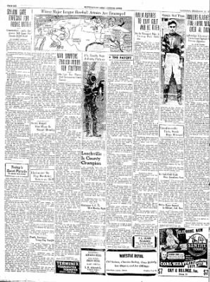 The Courier News from Blytheville, Arkansas on February 24, 1940 · Page 6