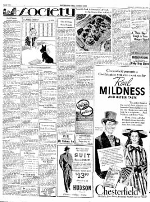 The Courier News from Blytheville, Arkansas on February 26, 1940 · Page 2