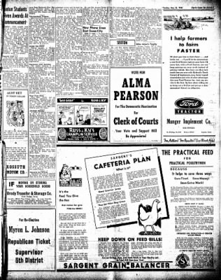 The Algona Upper Des Moines from Algona, Iowa on May 25, 1948 · Page 15