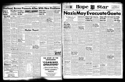 Hope Star from Hope, Arkansas on November 6, 1943 · Page 4