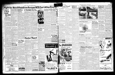 Hope Star from Hope, Arkansas on November 10, 1943 · Page 3