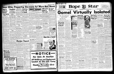Hope Star from Hope, Arkansas on November 15, 1943 · Page 4