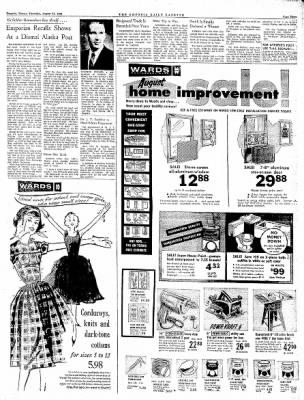 The Emporia Gazette from Emporia, Kansas on August 21, 1958 · Page 9