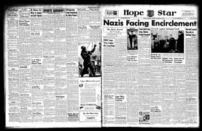 Hope Star from Hope, Arkansas on December 8, 1943 · Page 6