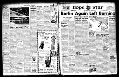 Hope Star from Hope, Arkansas on December 16, 1943 · Page 6
