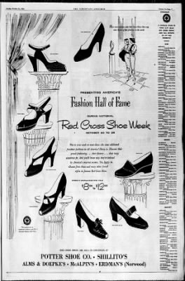 The Cincinnati Enquirer From Ohio On October 19 1952 Page 113