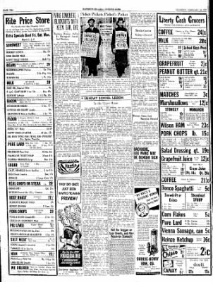 The Courier News from Blytheville, Arkansas on February 29, 1940 · Page 2