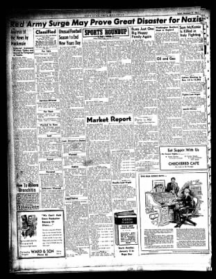 Hope Star from Hope, Arkansas on December 31, 1943 · Page 4